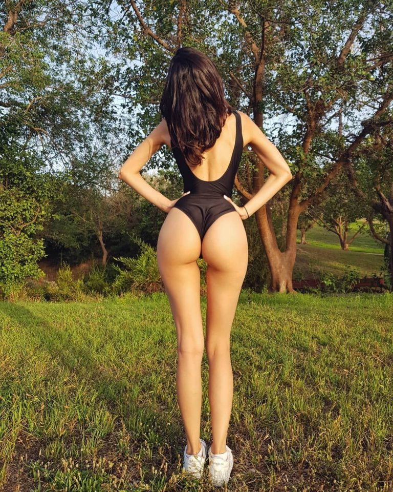 Yael Cohen Sexy Pictures, Really Big Booty