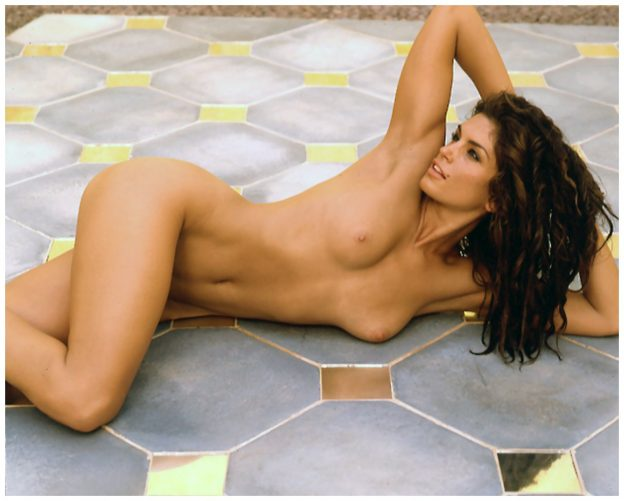 Cindy Crawford Naked Pictures, Amazing Tits