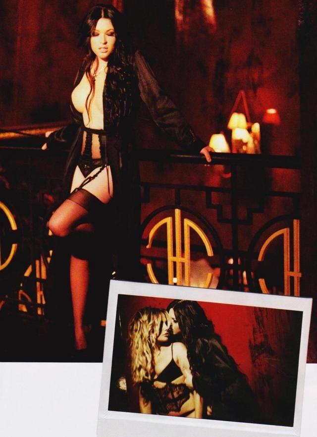 Irina Dubtsova Nude Pictures, Lesbian Action