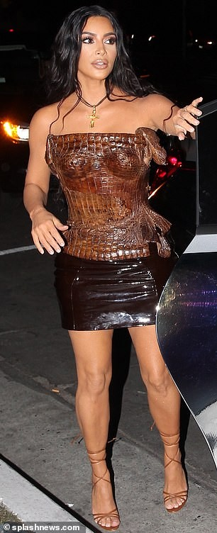 Kim Kardashian Sexy New Pictures, Thick Body