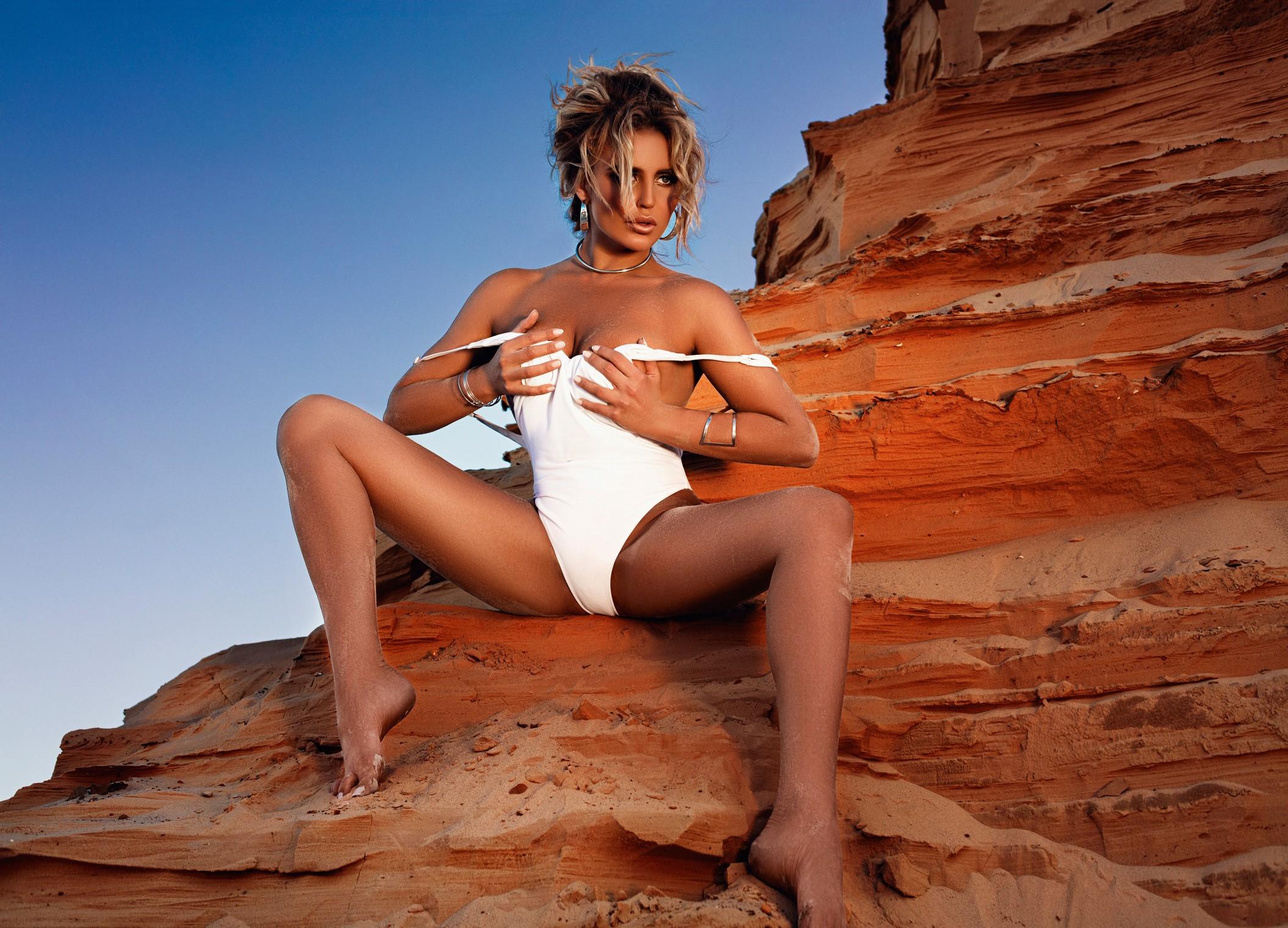Alina Ilina Breathtaking Nude Pictures, Massive Boobs