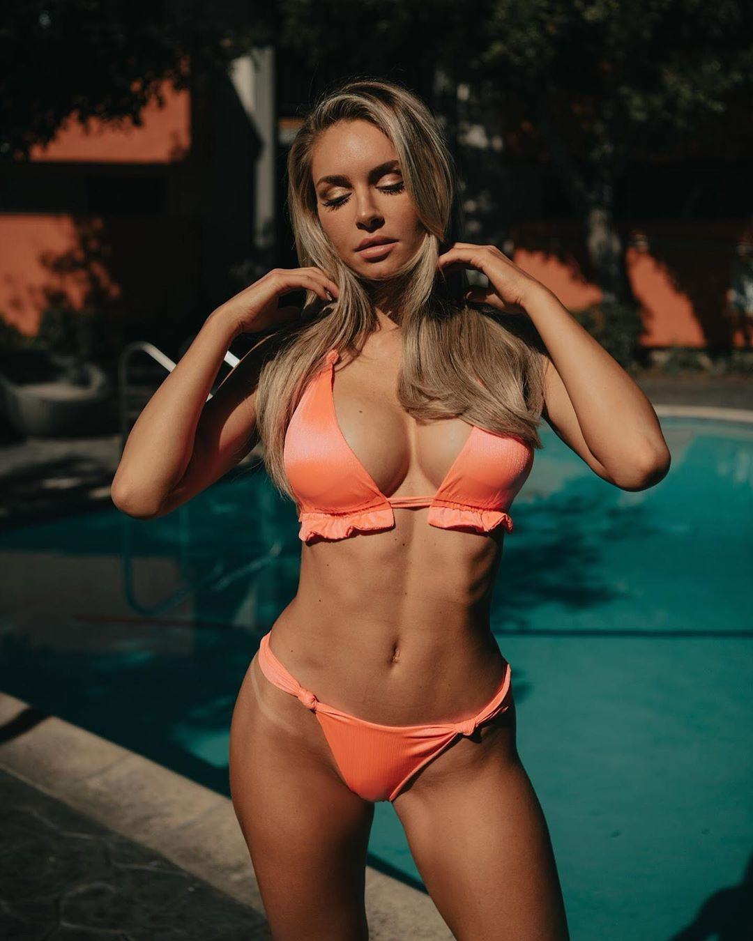 Anna Katharina Sexy Bikini Photos, Great Body