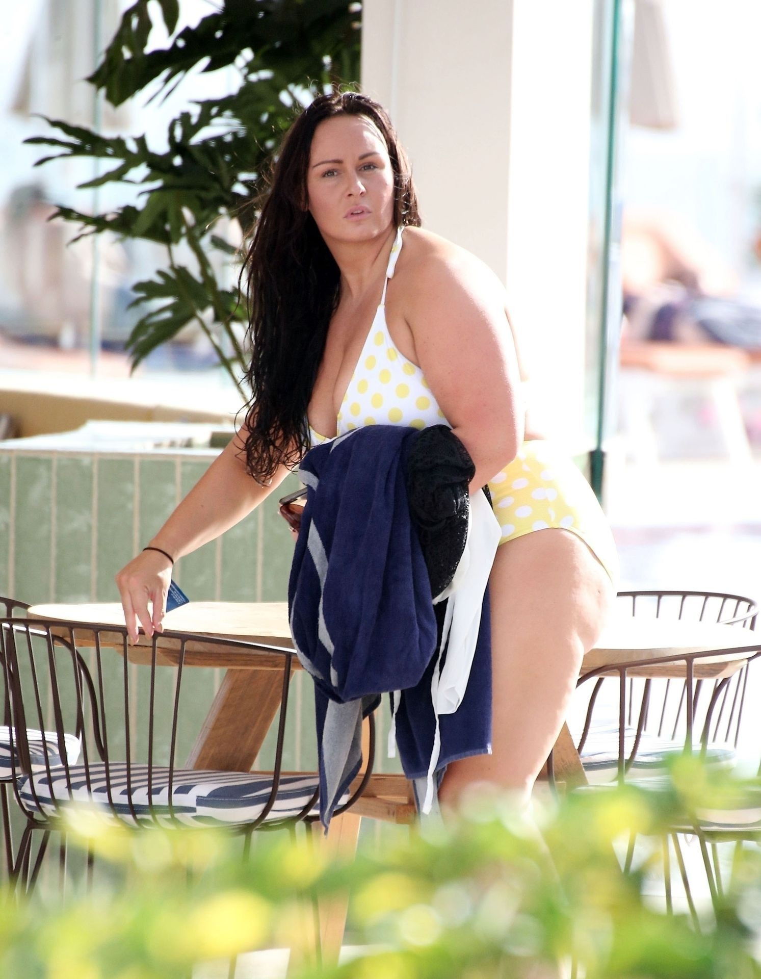 Chanelle Hayes Sexy Pictures, Swimsuit