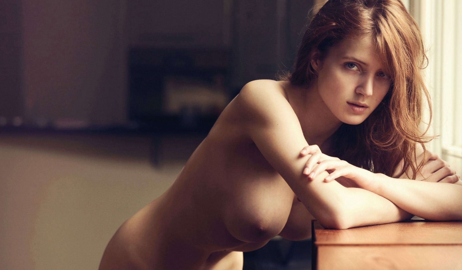 Fanny Francois Nude Leaked Photos, Sexy Ginger