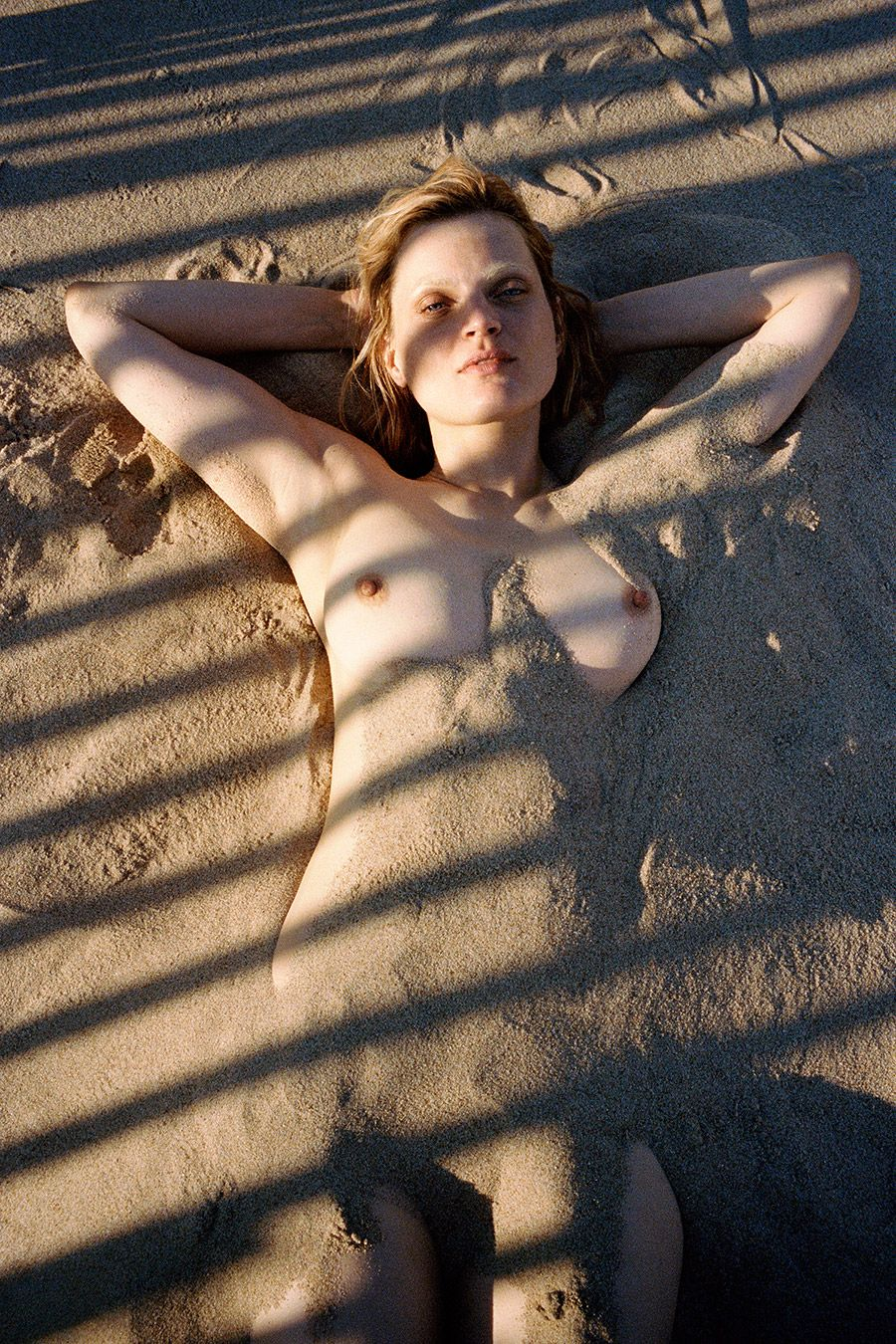Guinevere van Seenus Topless Pictures, Big Tits