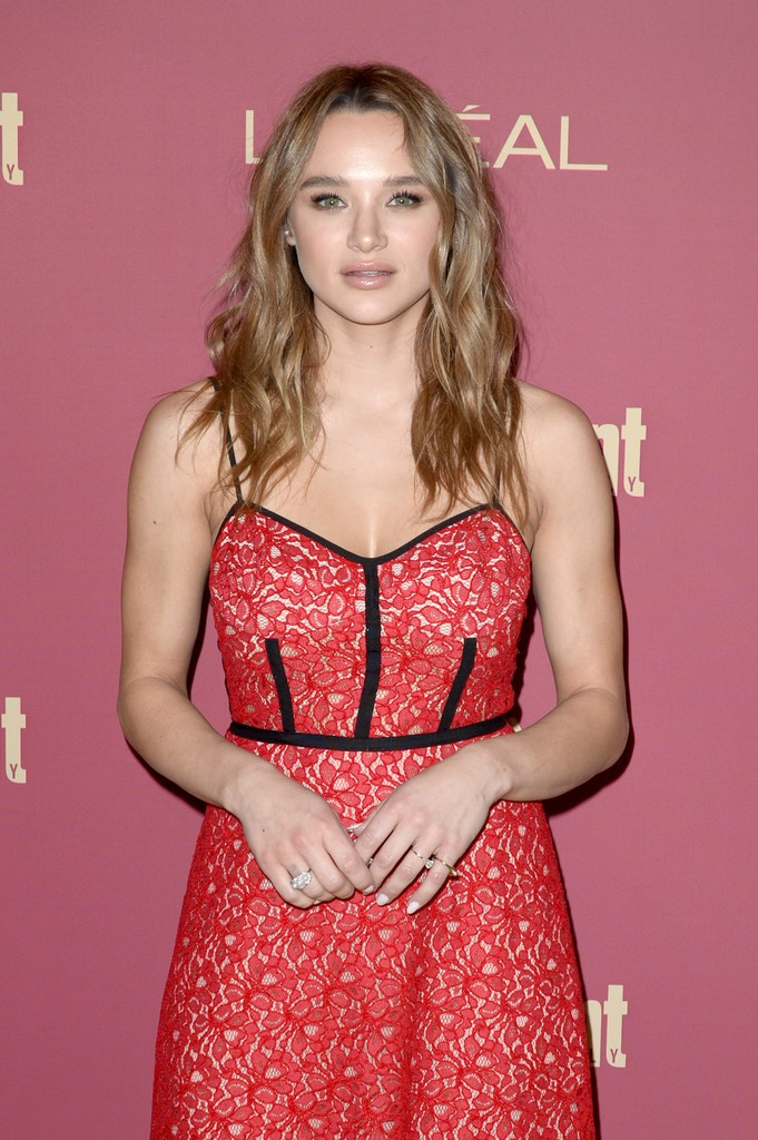 Hunter King Hot Red Carpet Pictures, Sexy Lips