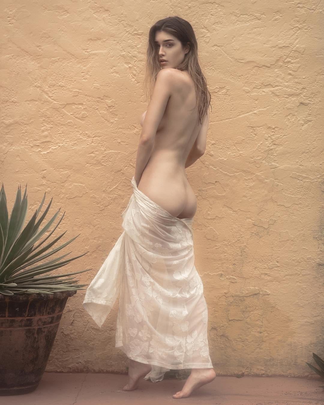 Lauren Summer Hot Nude Pictures, Great Ass