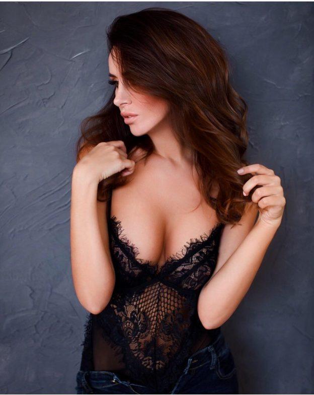 Lesya Makeeva Sexy Photoshoot, Huge Tits