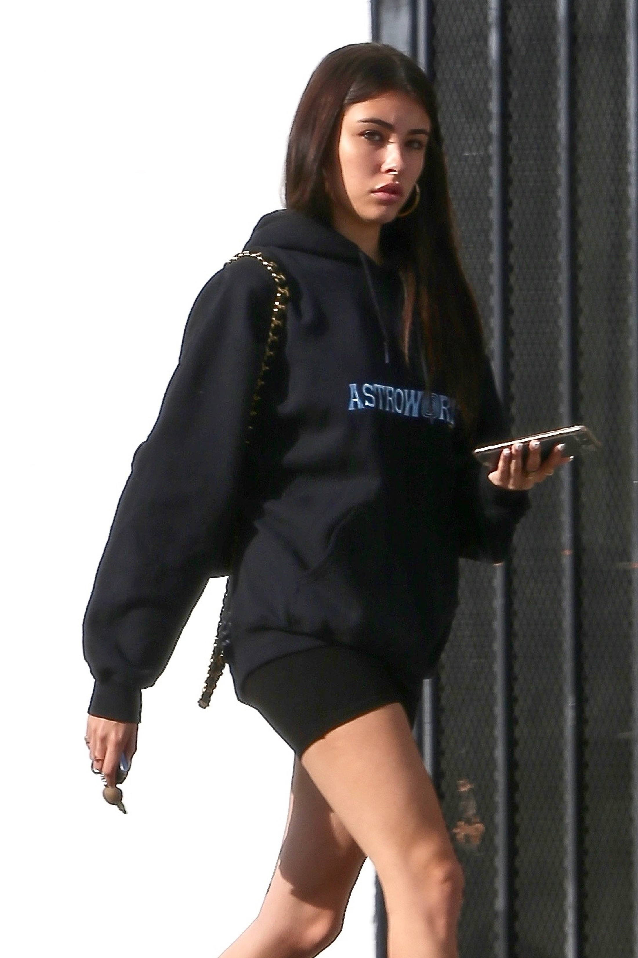 Madison Beer Hot Pictures, Long Sexy Legs