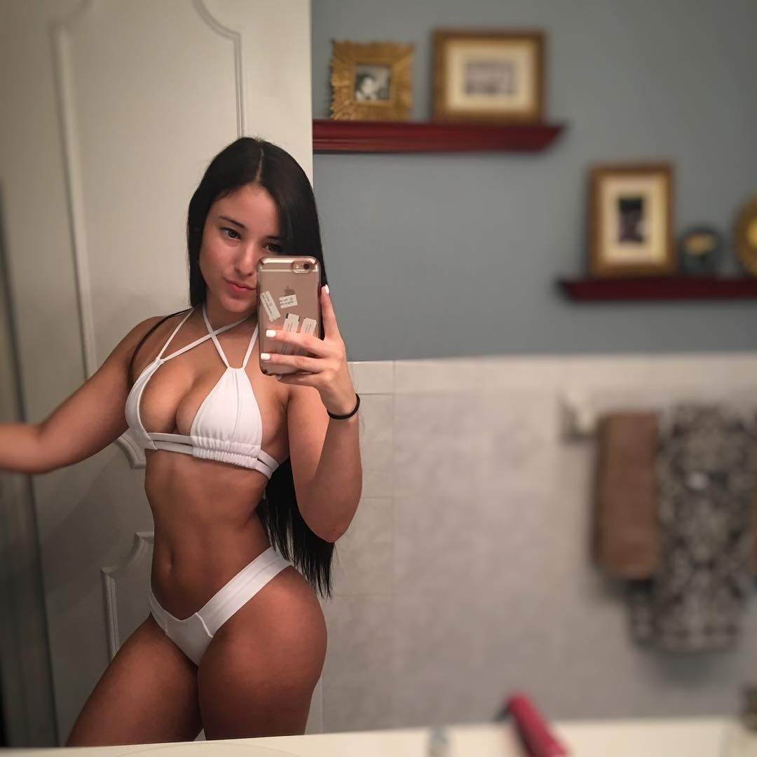 Angie Varona Nude Photos Leaked, Big Tits