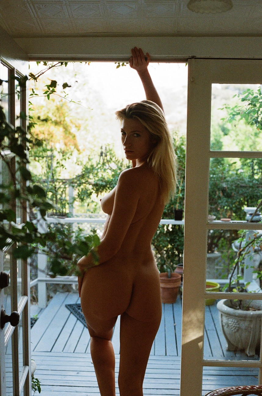 Jessica LaRusso Leaked Nude Pictures, Natural Tits