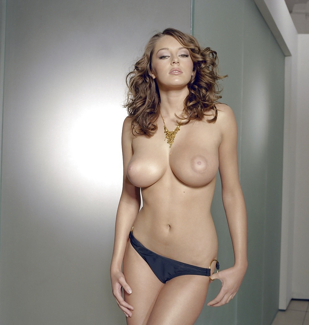 Keeley Hazell Sexy Naked Picutres, Amazing Breasts