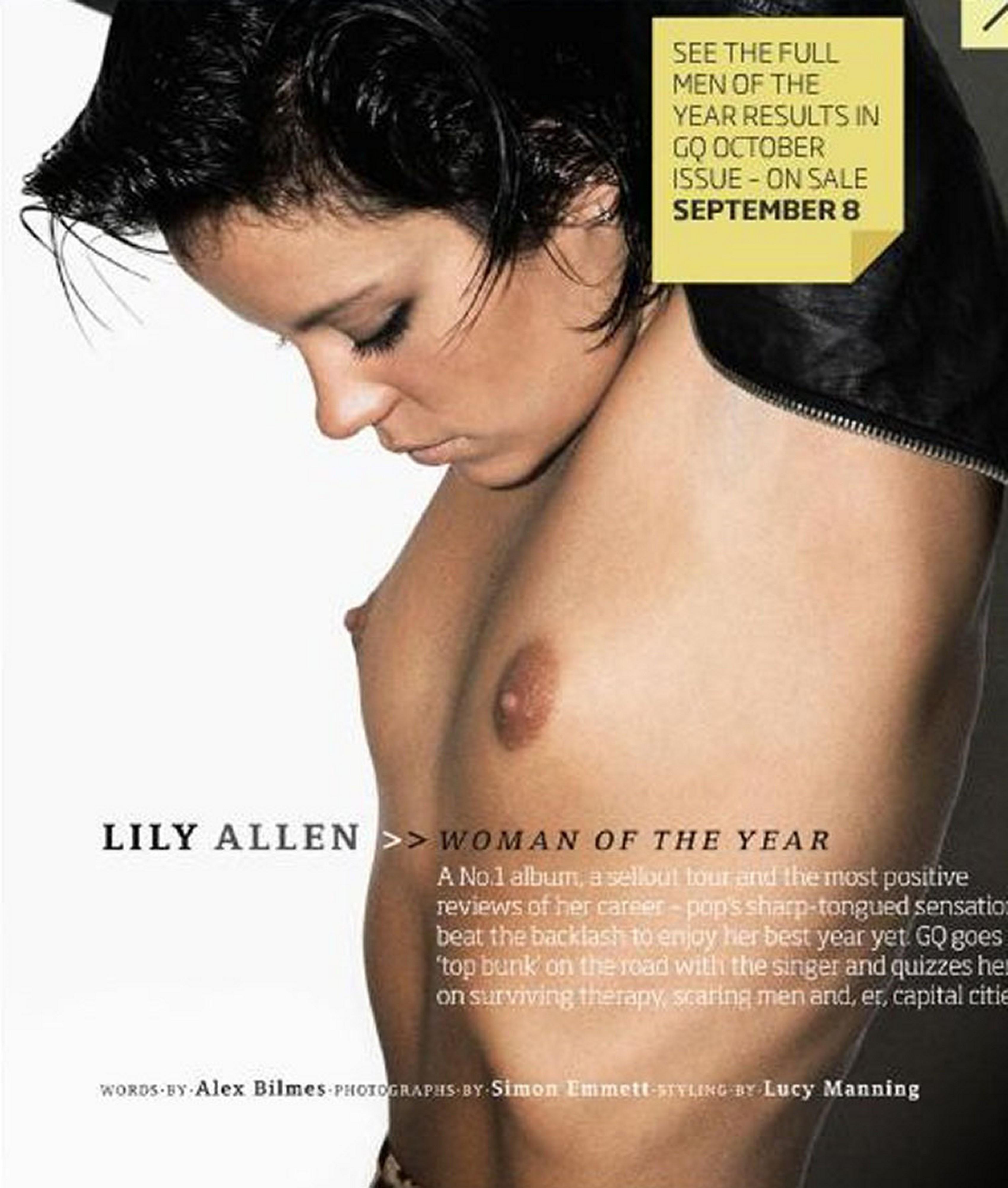 Lily Allen Nude Photos