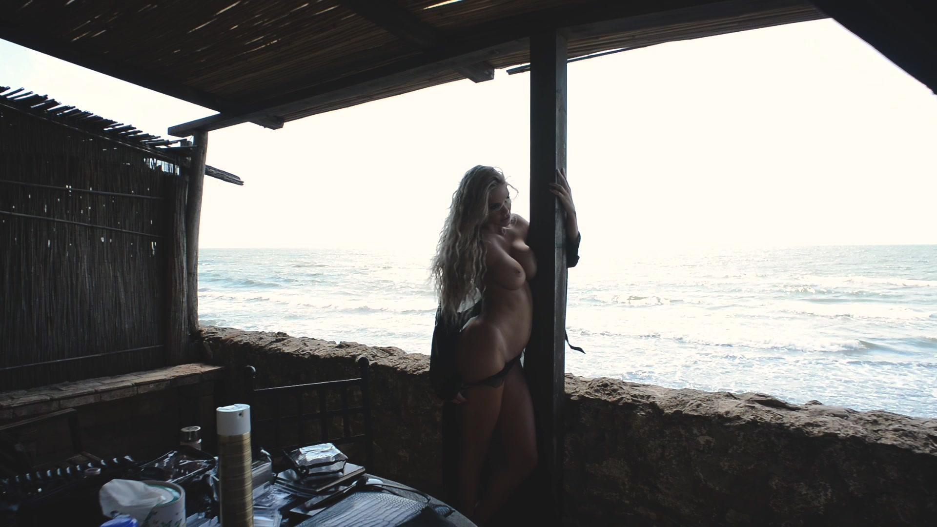 Ria Antoniou Nude Pictures, Incredible Boobs