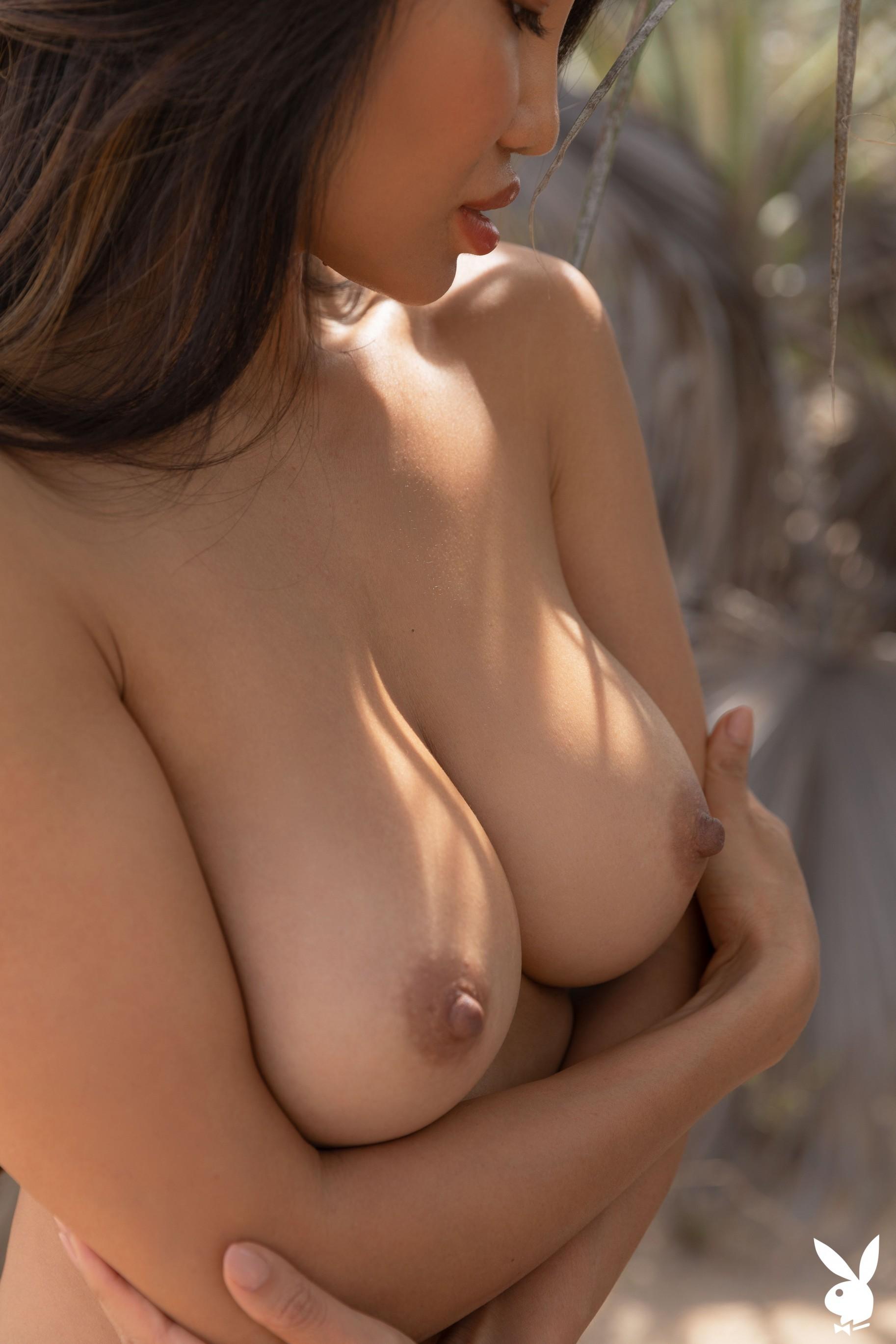 Viviane Leigh Sexy Nude Photoshoot, Playboy