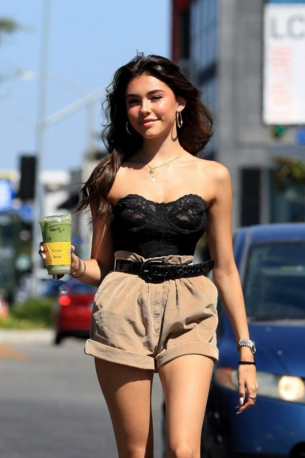 Madison Beer Sexy Pictures, Amazing Legs