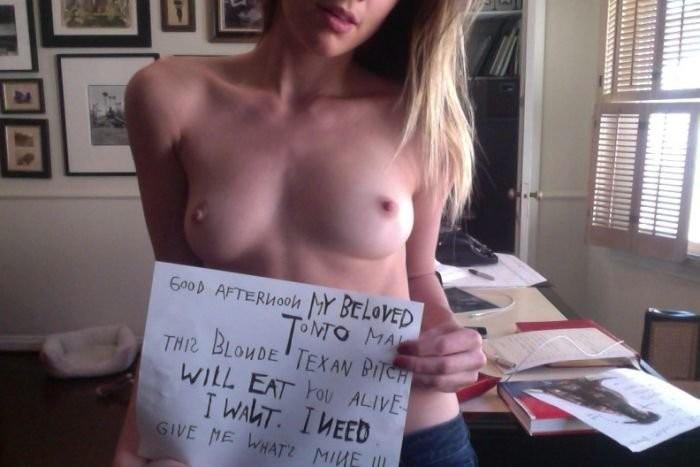 Amber Heard Nudes Leaked, Nice Tits