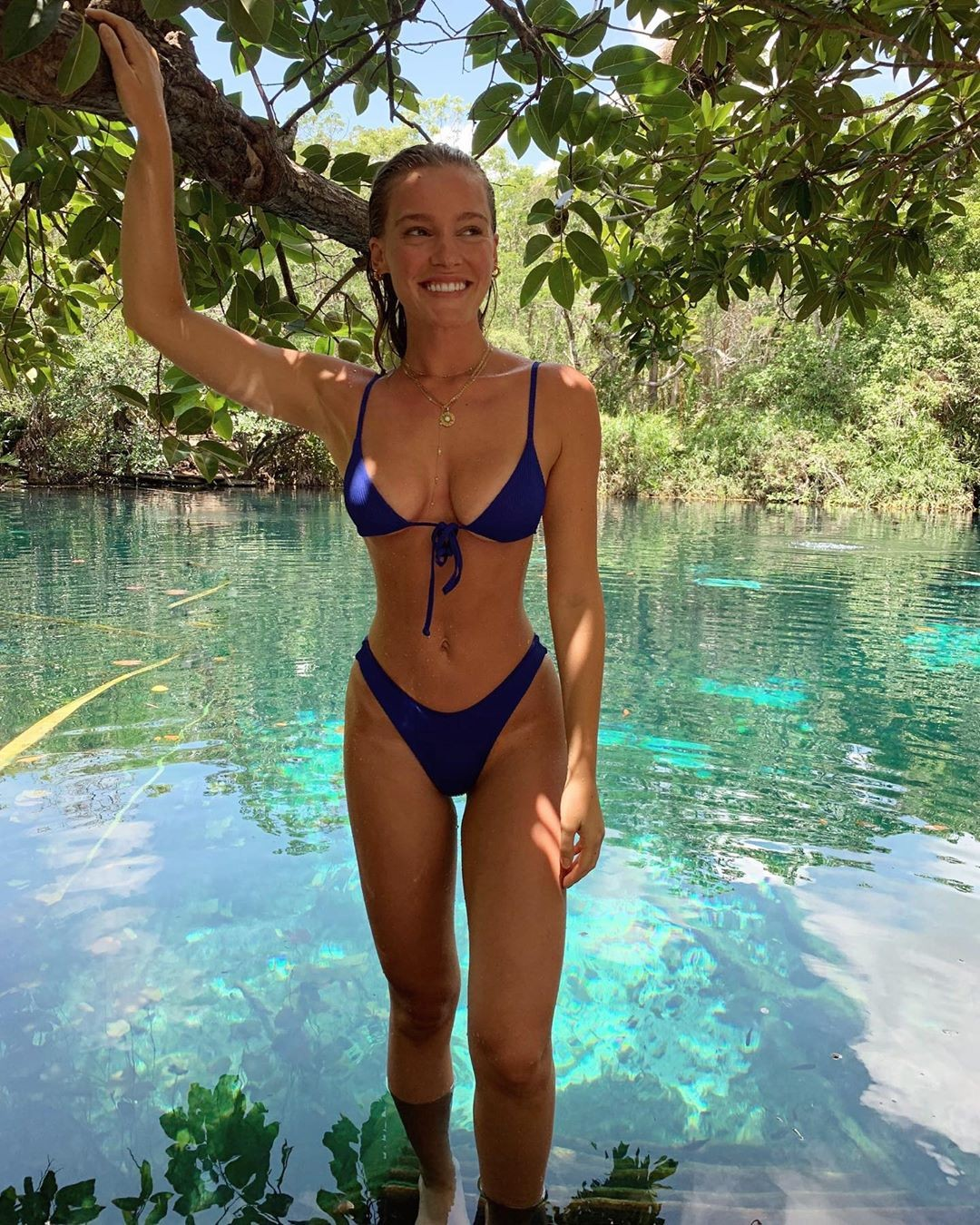 Georgia Gibbs B anging Bikini Pictures