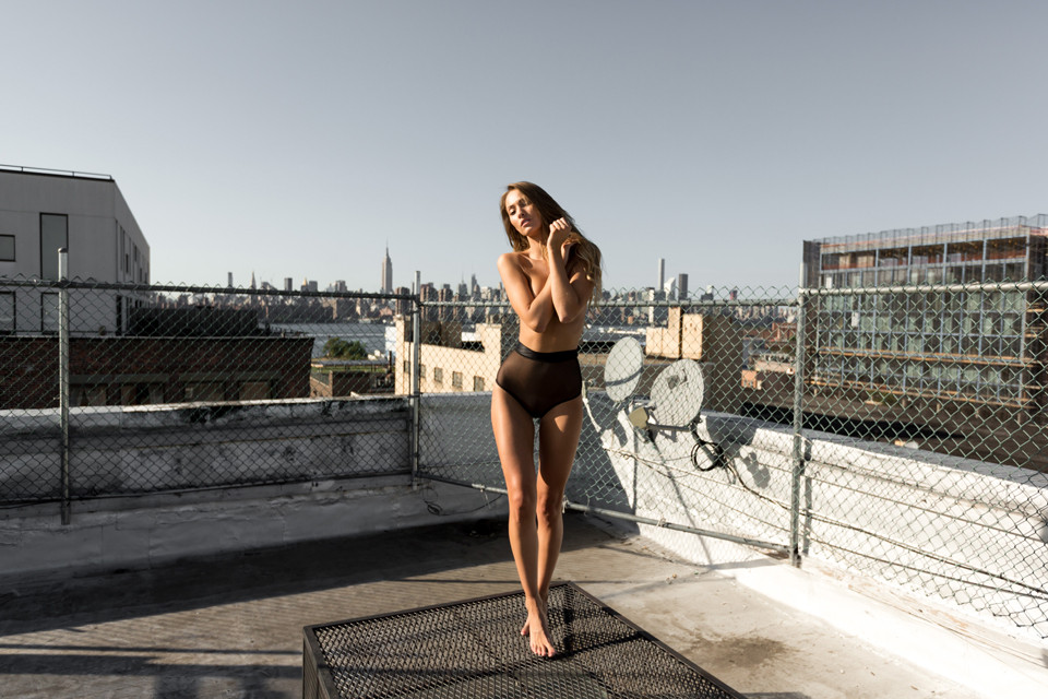 Georgia Sumner Topless