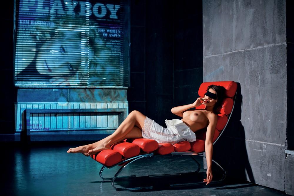 Oksana Bondarenko Nude Pics, Boobs