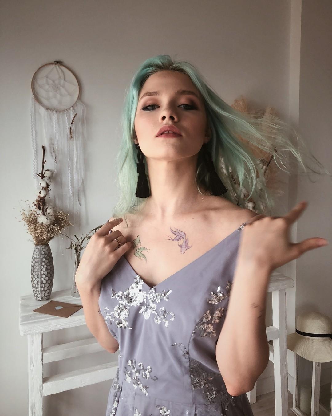 Sasha Kvashenaya Sexy