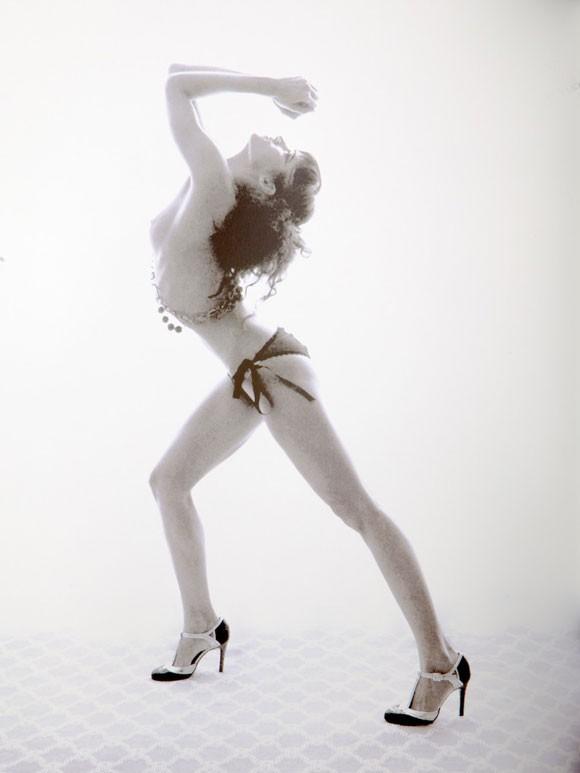 Sofia Boutella Topless