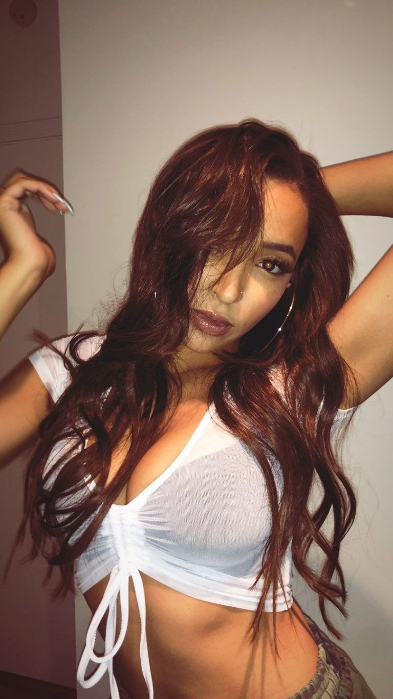 Tinashe Cleavage