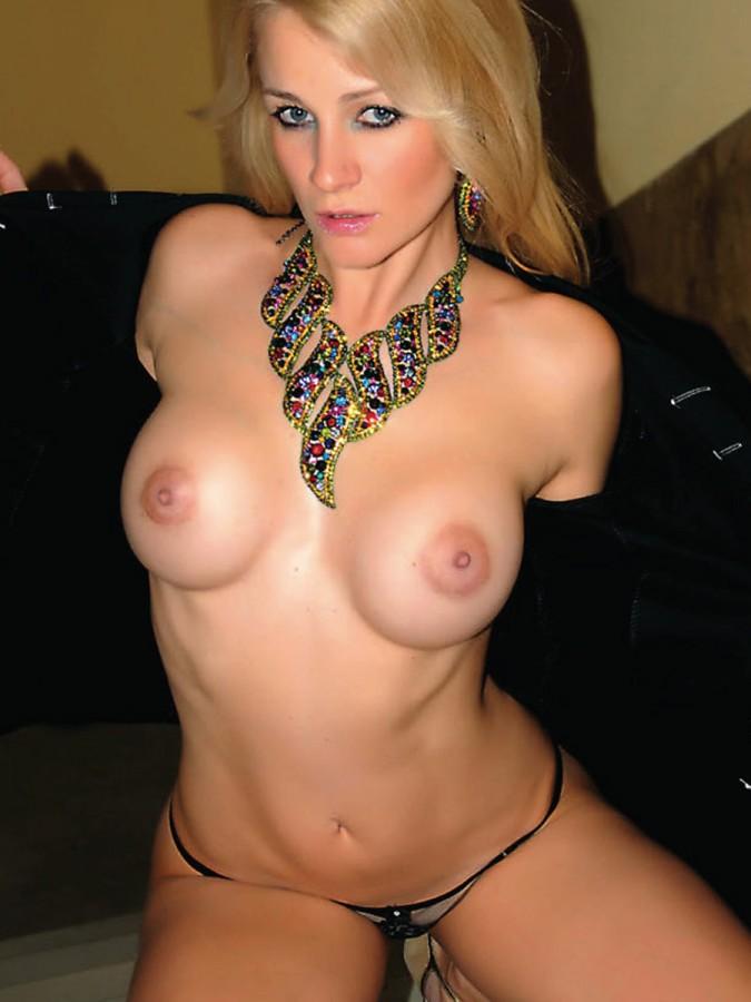 Anna Makarenko Nude Pics, Big Tits