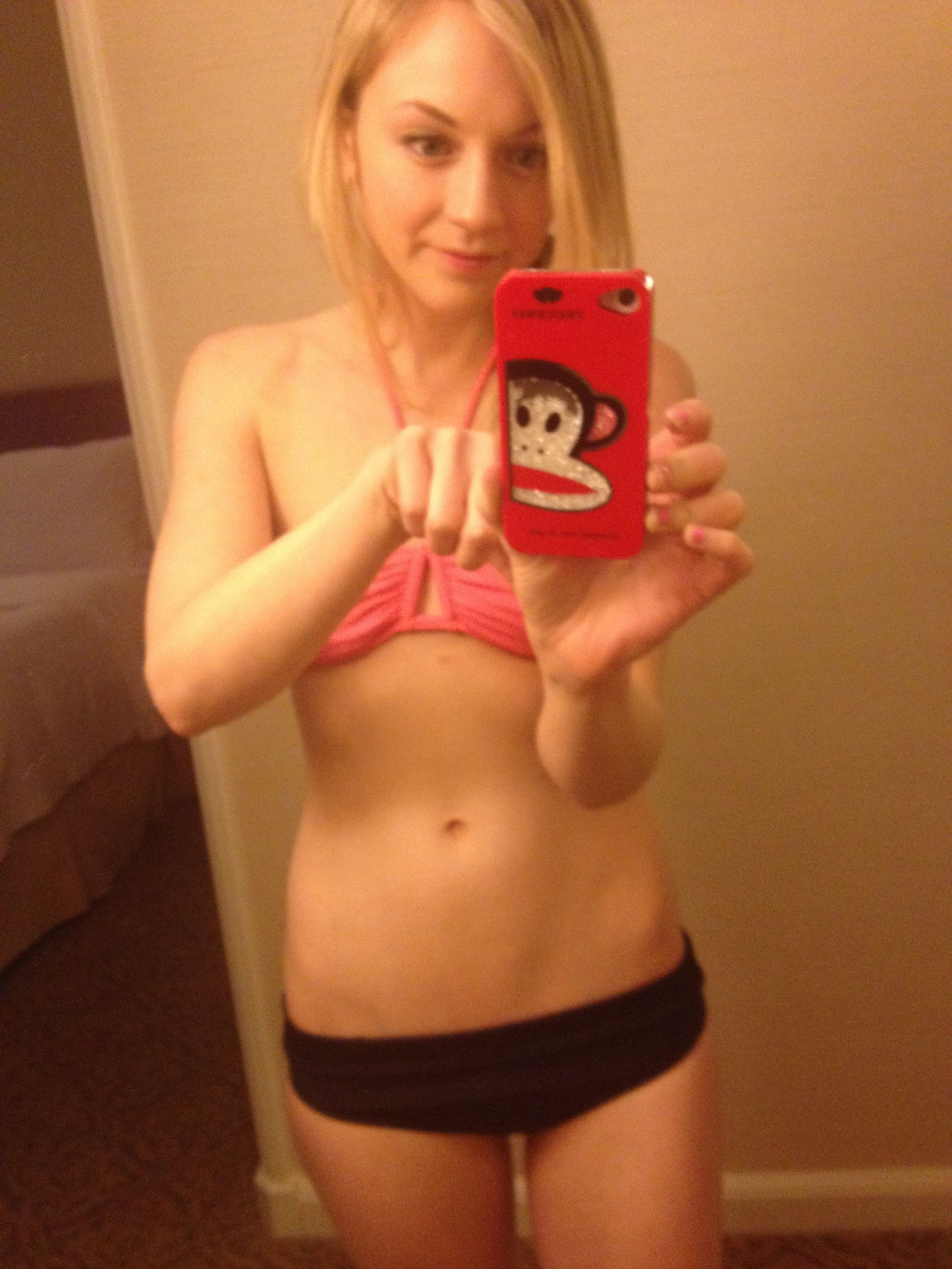 Emily Kinney Nude Pics Leaked, Ass