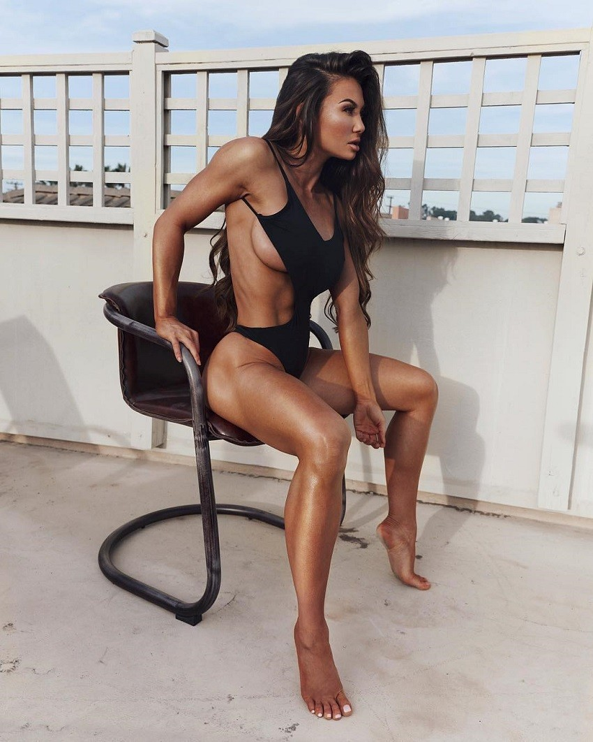Michie Peachie Fit Body, Nude Pictures