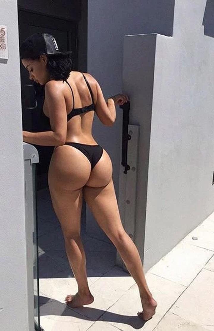 Tori Brixx Bikini Photos, Amazing Booty