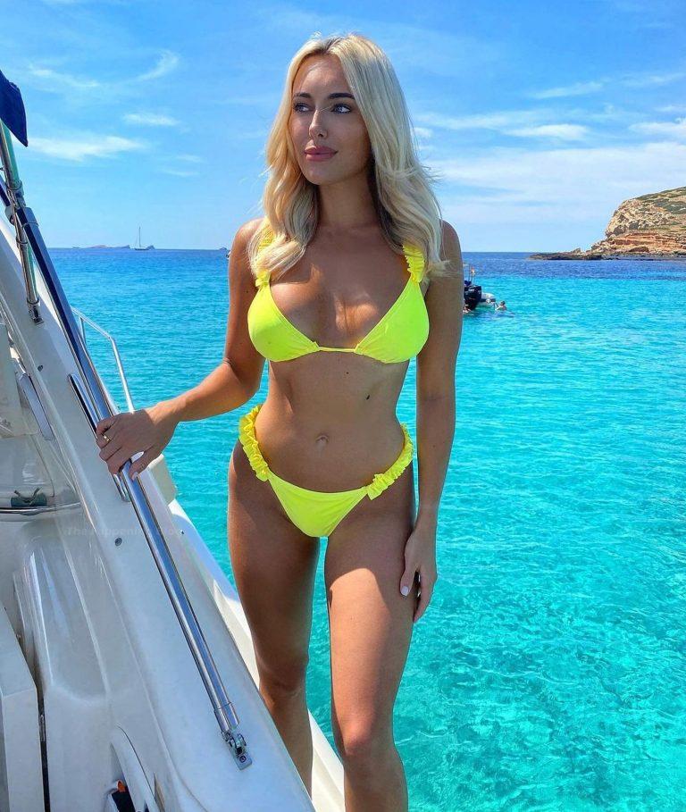 Amber Turner Bikini