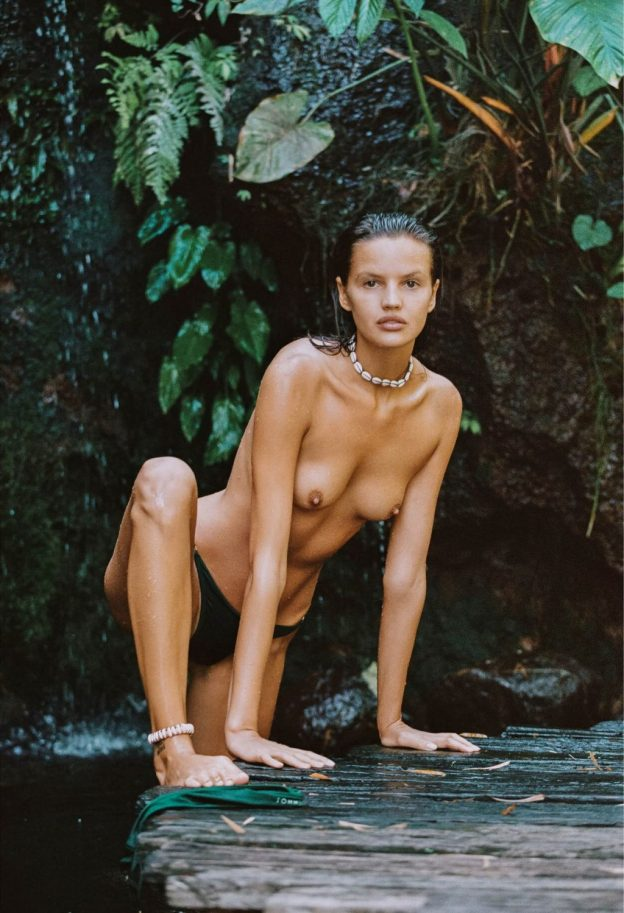 Bianca Mihoc Topless Photos, Amazing Breasts