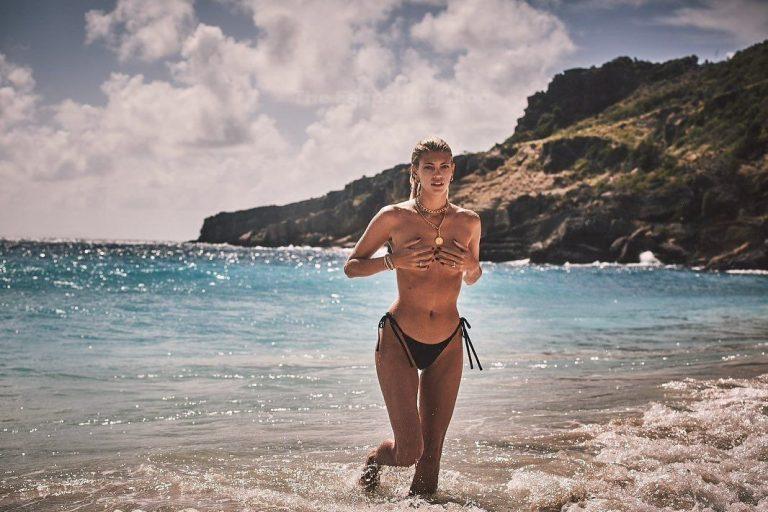 Devon Windsor Topless