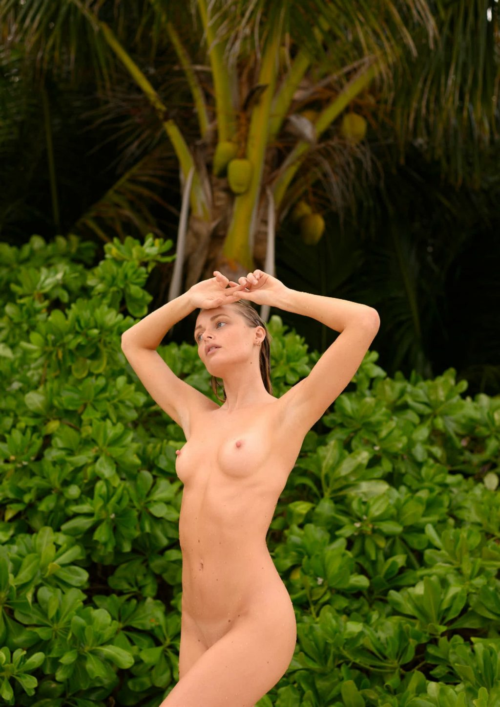 Nude Pics of Megan Samperi, Nice Body