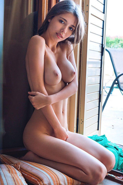 Mischievous Mila Azul Naked, Big Tits
