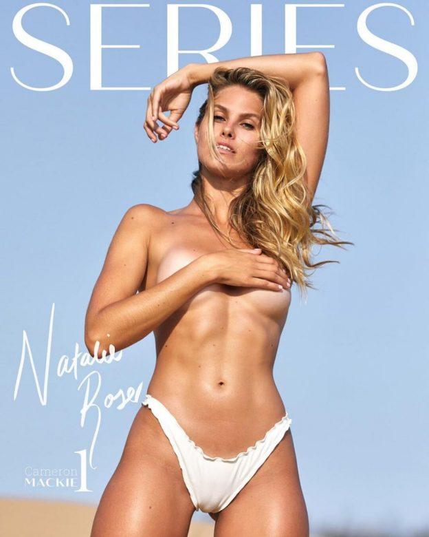 Natalie Rose Nude Photos, Long Legs