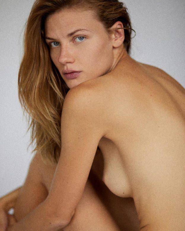 Polina Grosheva Topless