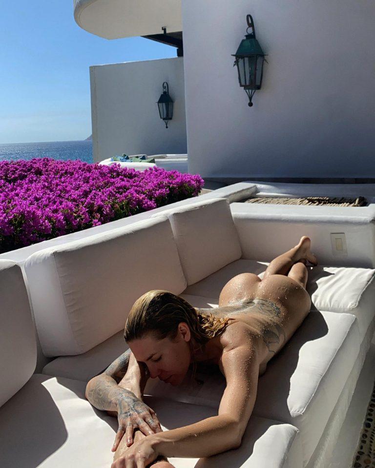 Skylar Grey Bikini