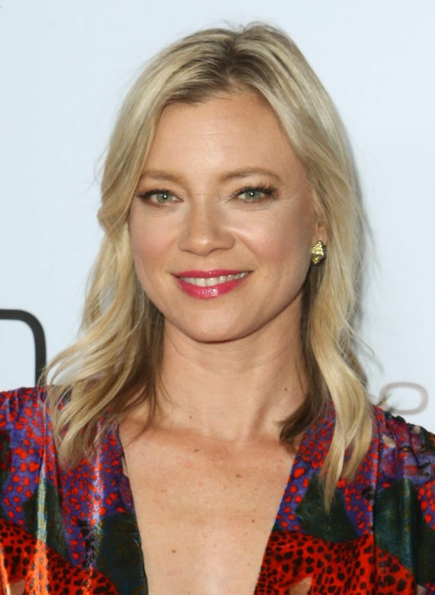Amy Smart Braless