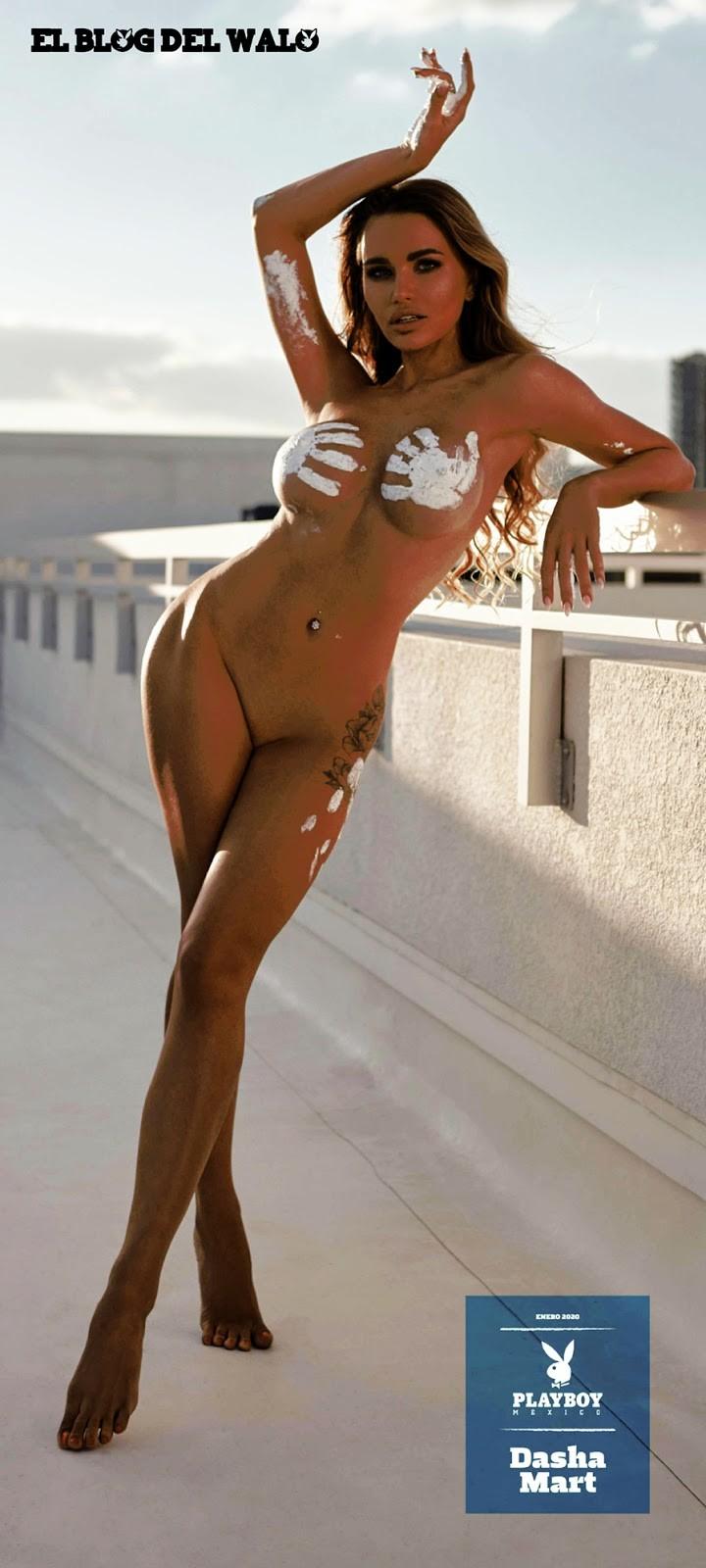 Dasha Mart Naked