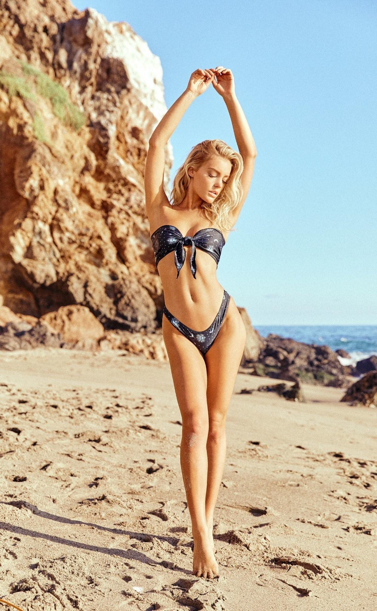 Georgia Gibbs Bikini